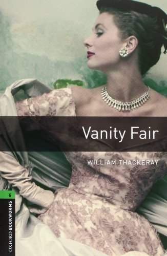 oxford-bookworms-library-stage-6-vanity-fair-audio-cd-pack