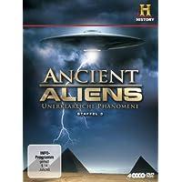Ancient Aliens - Unerklärliche Phänomene, Staffel 3 [4 DVDs]