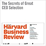 The Secrets of Great CEO Selection | Ram Charan