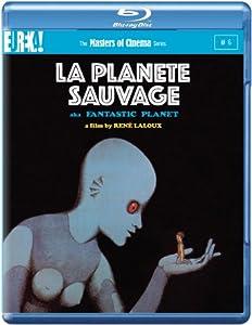 La Planete Sauvage [aka Fantastic Planet] [Masters of Cinema] [Blu-ray] [1973]