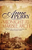 Anne Perry Midnight at Marble Arch