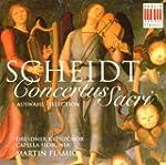Samuel Scheidt: Concertus Sacri