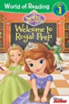 World of Reading: Sofia the First Wel...