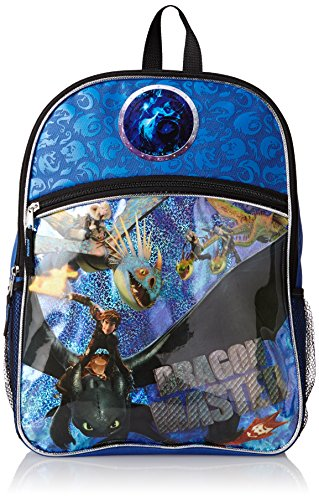 FAB Starpoint Big Boys' How To Train Your Dragon 16 Inch Backpack - 1