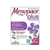 Vitabiotics Ltd Vitabiotics Menopace Plus Active Botanical 56 Tablets (2X28 Dual Pack)
