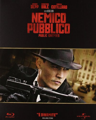 Nemico pubblico - Public enemies [Blu-ray] [IT Import]