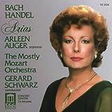 Bach, Handel: Arias ~ Arleen Auger