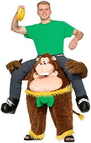 Men's Monkeyin' Around Costume,
