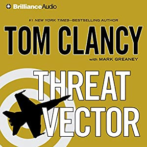 Threat Vector Audiobook