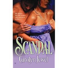 Scandal by Carolyn Jewel