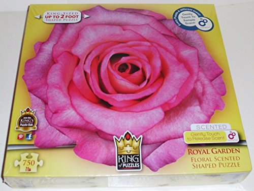Royal Garden Scented Rose 750 Piece Puzzle - 1