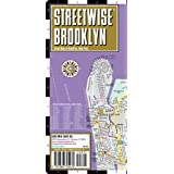Streetwise Brooklyn Map - Laminated City Center Street Map of Brooklyn, New York - Folding pocket size travel...