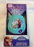 Disney Frozen Anna & Elsa Projector Night Light - Star Lights