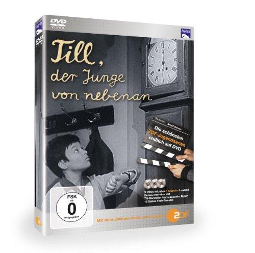Till, der Junge von nebenan - Die komplette Serie [3 DVDs]