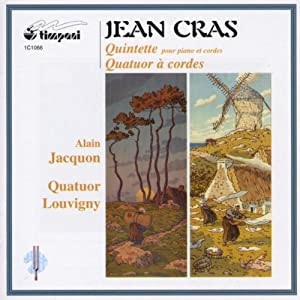 Quintet For Piano And Strings/String Quartet [French Import]