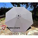 9ft Market Umbrella Replacement Canopy
