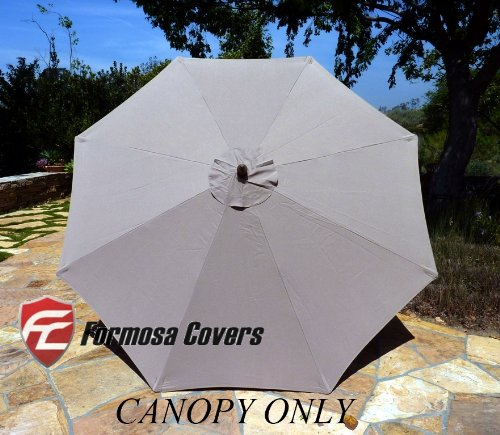 Cute You can view more information pare cost and likewise read review customer opinions right before buy ft Market Umbrella Replacement Canopy Ribs Taupe