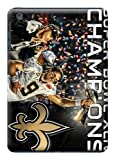 For Ipad Mini Tpu Bumper Hard Pc Back Cover With Nfl Football New Orleans Saints Image at Amazon.com