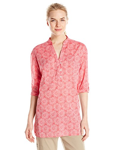 Columbia-Damen-Early-Tide-Tunika-Top-damen-Early-Tide-Coral-Bloom-Floral-Print