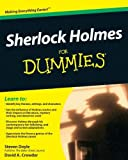 img - for Sherlock Holmes For Dummies [Paperback] [2010] (Author) Steven Doyle, David A. Crowder book / textbook / text book