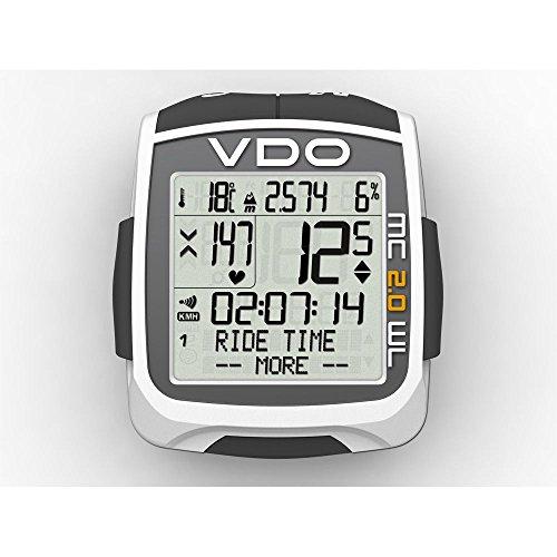 VDO MC 2.0 WL Fahrradcomputer