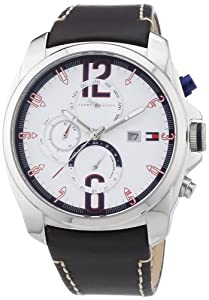 Buy Tommy Hilfiger Sport Mens watch Second Time Zone by Tommy Hilfiger