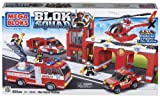 Mega Bloks Blok Squad Buildable Fire Patrol Station Playset
