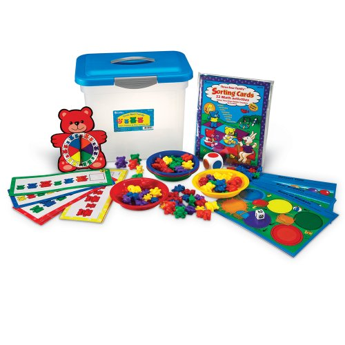 Three Bear Activity Set (Bear Family Counters compare prices)