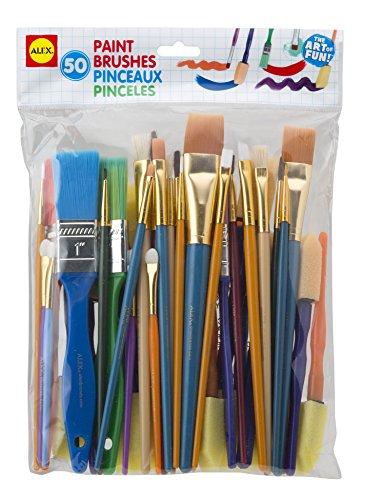 alex-toys-art-paintbrush-set-50-brushes