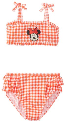 Disney Baby Baby-Girls Newborn Minnie Mouse 2 Piece, 3-6 Months