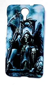 Koolbug Touch Feel Night Glow Hard Back Case Cover For Micromax Canvas Xpress 2 E313