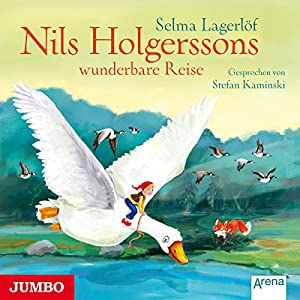 Nils Holgerssons wunderbare Reise Hörbuch