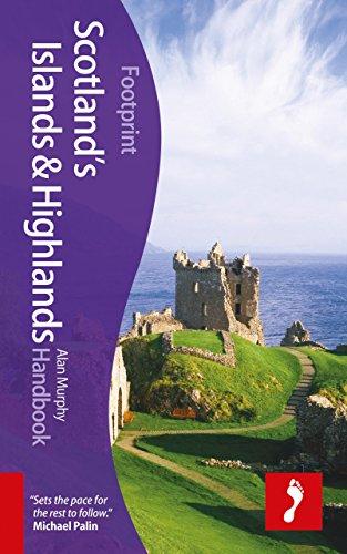 Scotland Highlands & Islands Handbook, 5Th (Footprint - Handbooks) front-73156