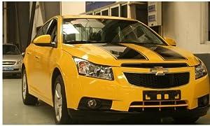 Transformer Bumblebee Sports Racing Stripes for Chevrolet CRUZE AVEO
