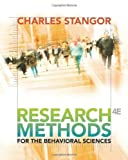 img - for By Charles Stangor Research Methods for the Behavioral Sciences (4th Edition) book / textbook / text book