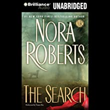 The Search (       UNABRIDGED) by Nora Roberts Narrated by Tanya Eby