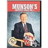 Georgia Bulldogs Munson's Greatest Calls Volume 1 DVD