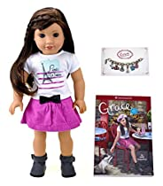 American Girl Grace - Grace Doll and Paperback Book - American Girl of 2015