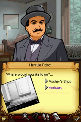Agatha Christie: The ABC Murders  screenshot