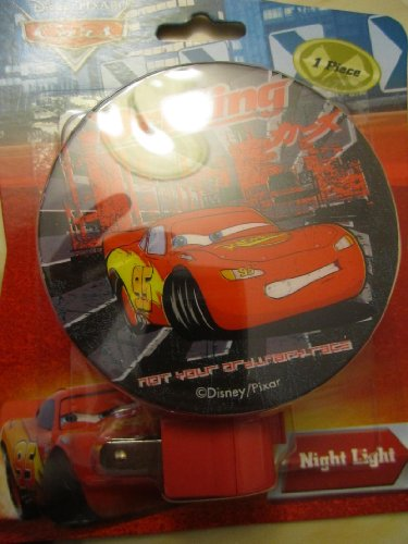 Disney.pixar Cars Night Light - 1