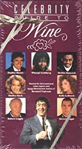 Celebrity Guide to Wine [VHS]