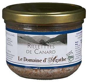 Enten-Rillettes aus dem französischen Baskenland