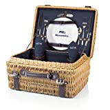 NFL Seattle Seahawks Champion Picnic Basket with Deluxe Service for Two at Amazon.com