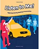img - for Listen to Me! Beginning Listening, Speaking & Pronunciation book / textbook / text book