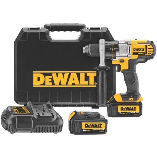 DEWALT DCD980L2 20-Volt MAX Li-Ion Premium 3.0