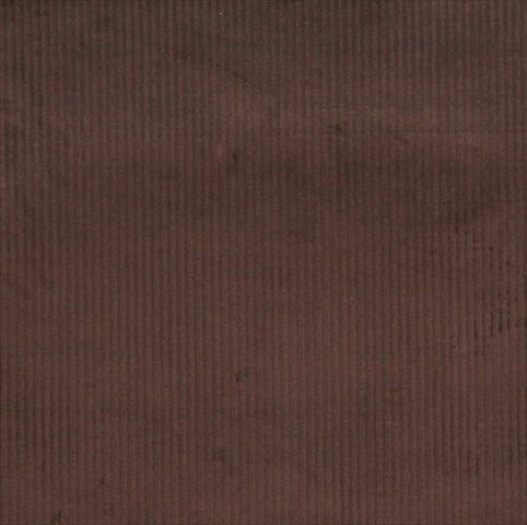 Designer Fabrics E382 54 in. Wide Dark Brown Corduroy Striped Velvet Upholstery Fabric (Brown Corduroy Upholstery Fabric compare prices)