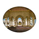 Interior of the Diwan-i-Khas (V&A Custom Print)
