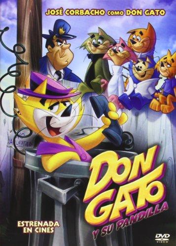 Don Gato Y Su Pandilla [DVD]