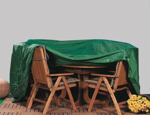 """Fun Star Sitzgruppenhülle """"Premium"""", 200cm Polyestergewebe grün online kaufen"""
