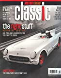 img - for Motor Trend Classic Magazine Winter 2011 book / textbook / text book